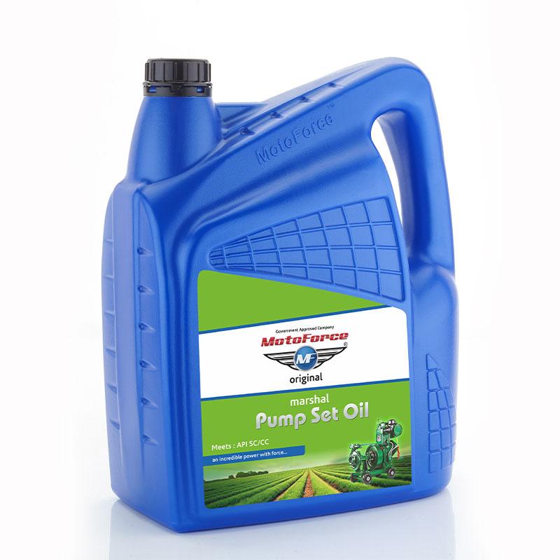 Motoforce Shaktiman Pumpset Oil